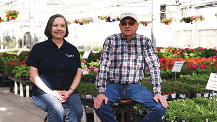 Texas news station honors Smith's Gardentown for IGC Top 100 achievement
