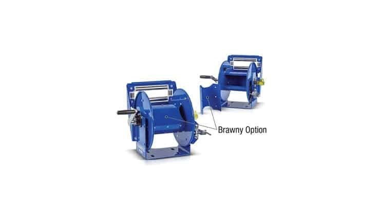 Coxreels Offers the Brawny Option