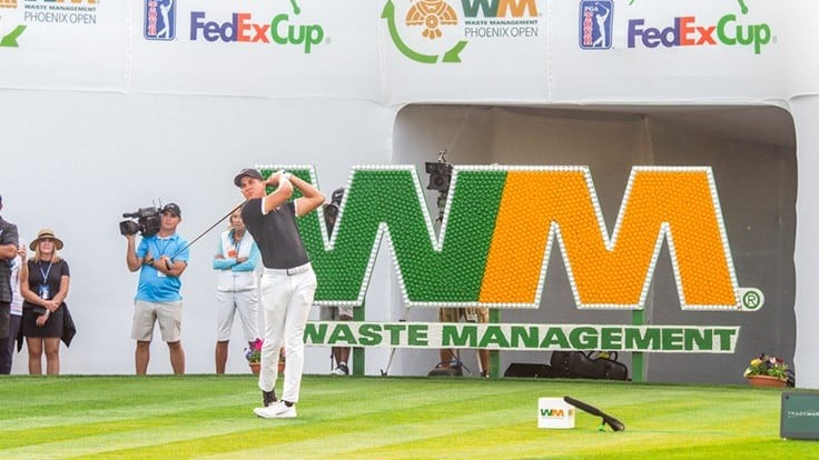 Waste Management Phoenix Open to reduce fans to under 5,000 per day