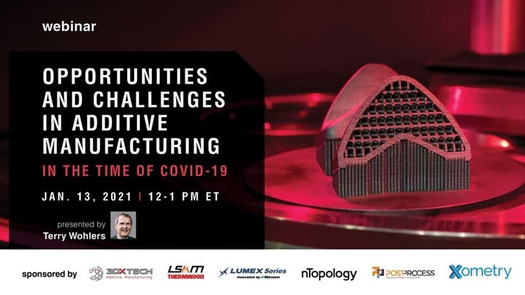 Opportunities and Challenges in Additive Manufacturing in the Time of COVID-19