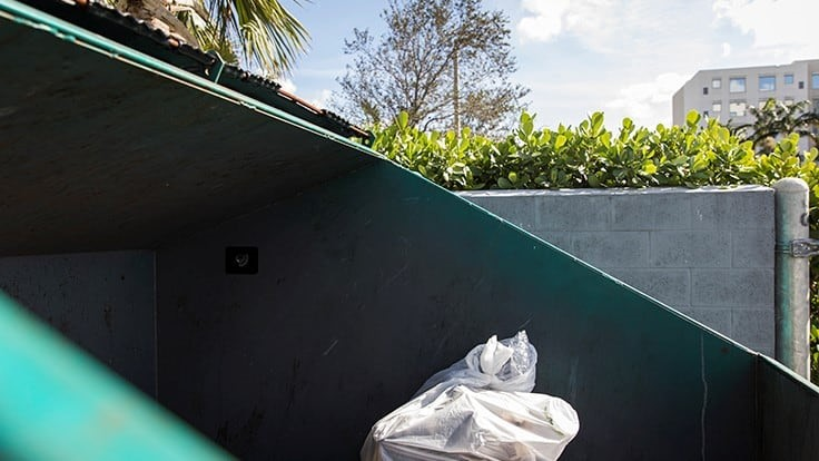 McDonald's sees supersized savings using dumpster cameras to monitor waste