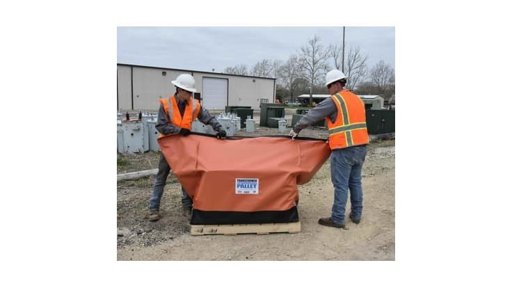 Andax unveils transformer transport cover