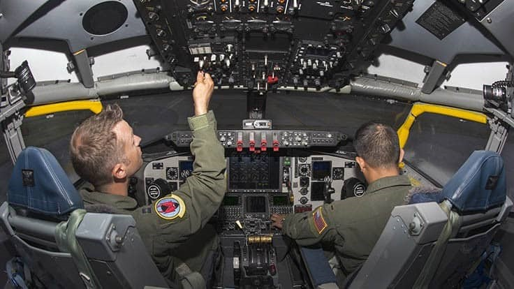 CAE USA wins KC-135 training system contract
