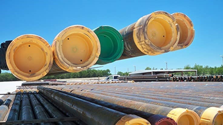 Texas to get new tubular steel mill