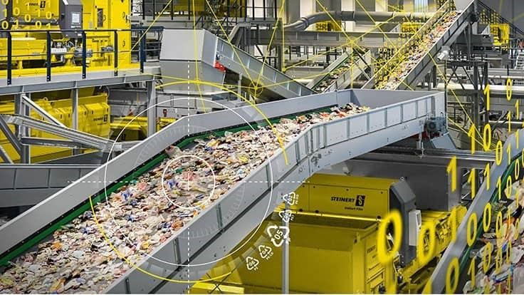 Steinert to host digital solutions for waste recycling online seminar