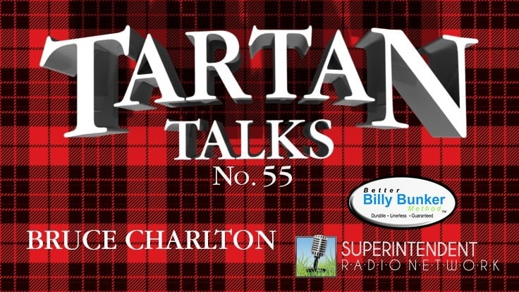 Tartan Talks No. 55: Bruce Charlton