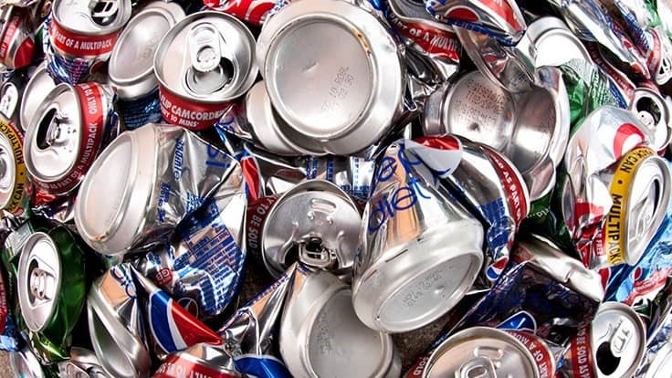CMI, The Recycling Partnership offer aluminum beverage can capture grants