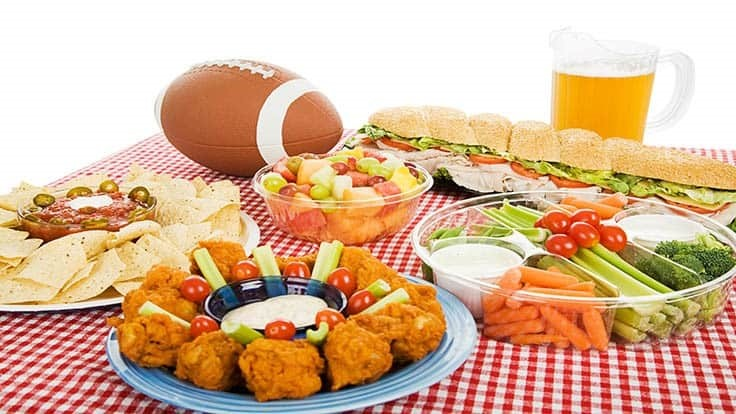USDA Offers Up Super Bowl Food Safety Tips