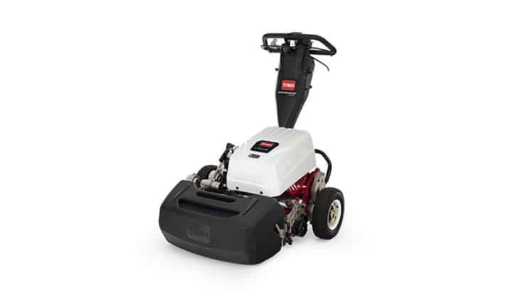 Toro expands electric mower line