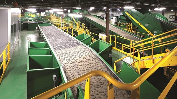 Cal-Waste invests in complete system upgrade at California MRF