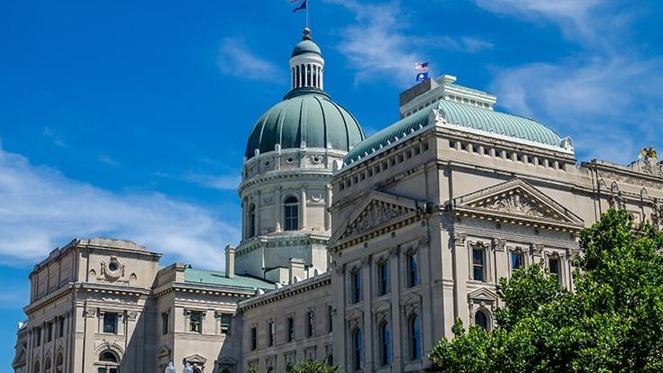Indiana Representative Introduces Adult-Use Cannabis Legalization Bill