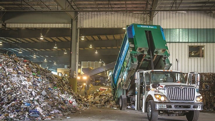 Coalition outlines federal government's role in improving recycling