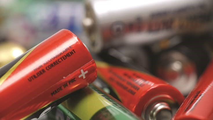 Call2Recycle recycles 8.4M pounds of batteries in 2020