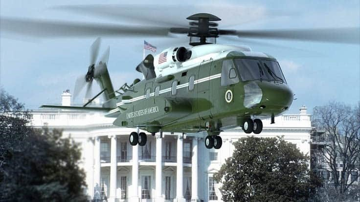 Sikorsky gets contract for final lot of presidential helicopters