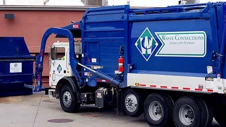 Waste Connections announces Q4 results