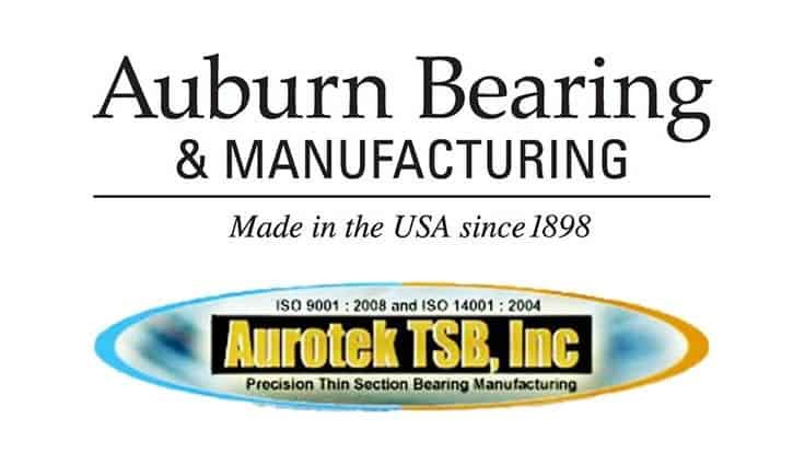 Auburn Bearing & Mfg. acquires Aurotek TSB