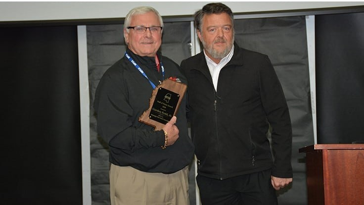 Gordon Redd Inducted into MPCA Hall of Fame
