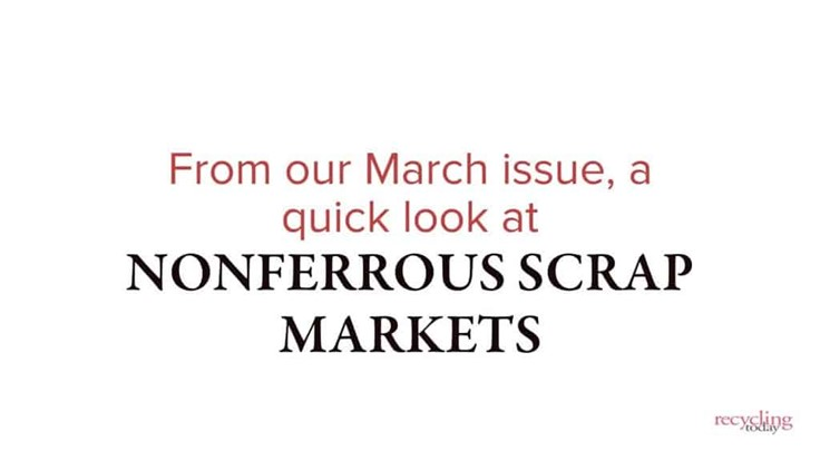 Nonferrous Market Report: March 2021