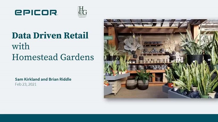 Sponsored: Data-driven retail