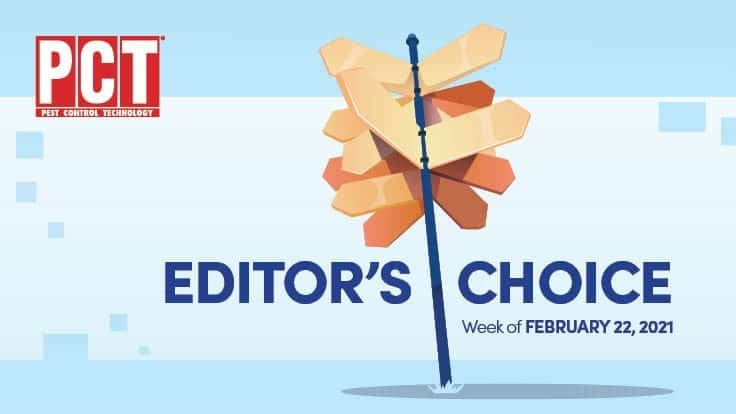 PCT Online Editor's Choices for the Week of Feb. 22