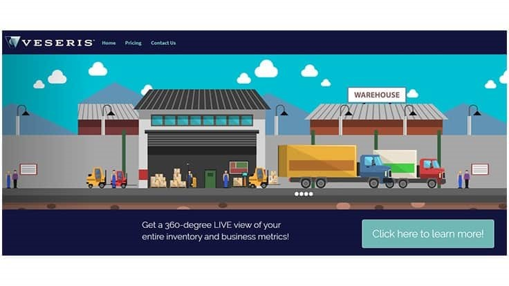 Veseris Announces Inventory Manager Solution Available at No Charge