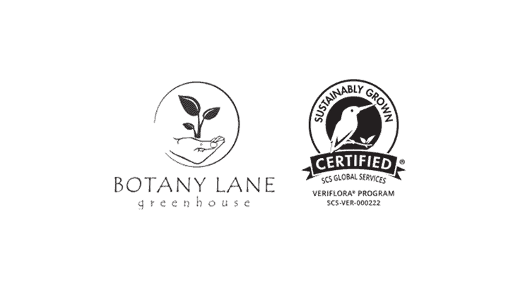 Botany Lane Greenhouse obtains Veriflora certification