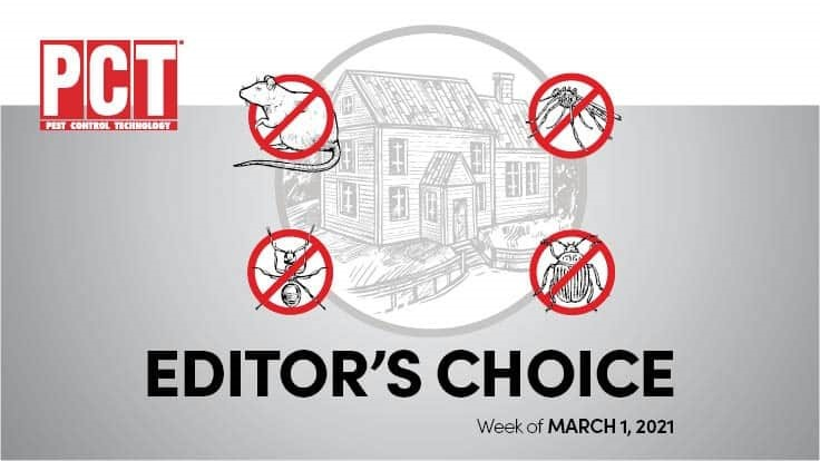 PCT Online Editor's Choices for the Week of March 1