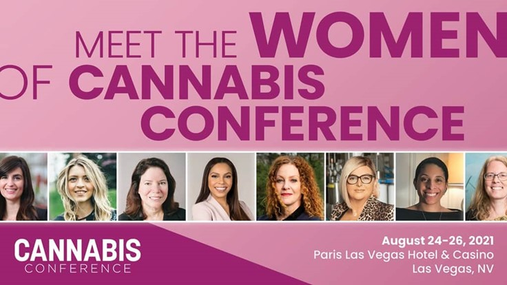 Meet the Women of Cannabis Conference 2021