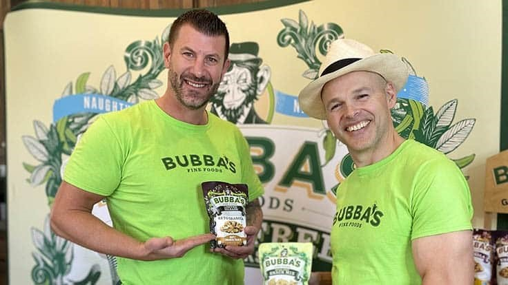Ka-Pop! Snacks and Bubba's Fine Foods Launch Co-Manufacturing Division