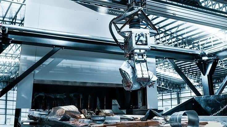 Norway waste management group debuts robotic sorting facility