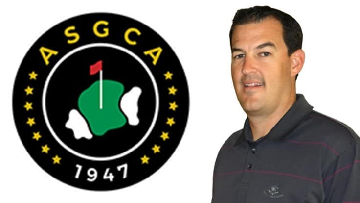 Kemp elected newest member of ASGCA