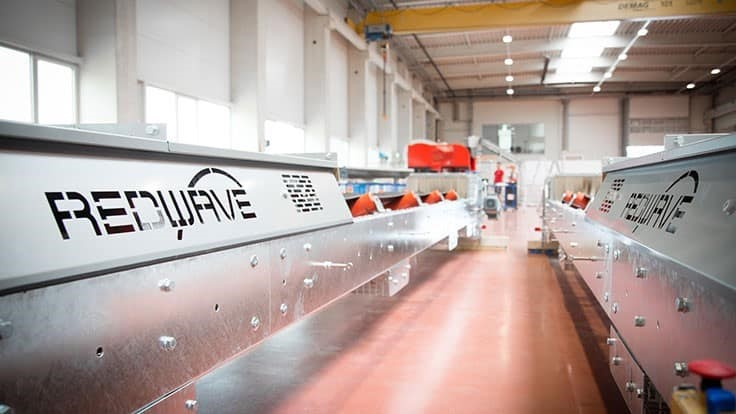 Redwave releases conveyors for the recycling industry