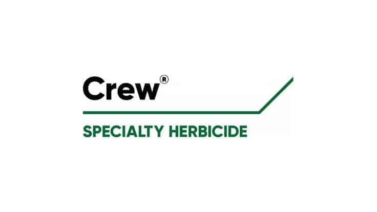 Crew specialty herbicide receives registration in California