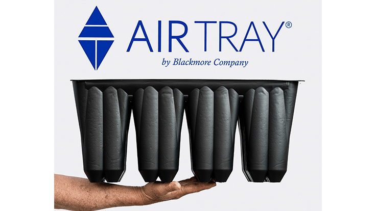 Blackmore launches Air Tray line