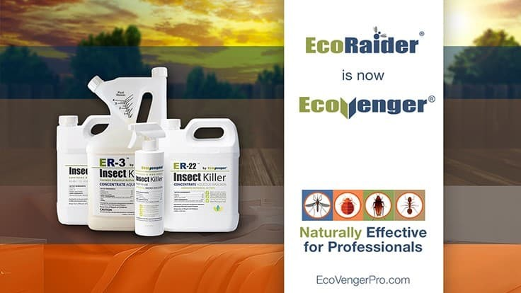 EcoRaider Rebrands as EcoVenger