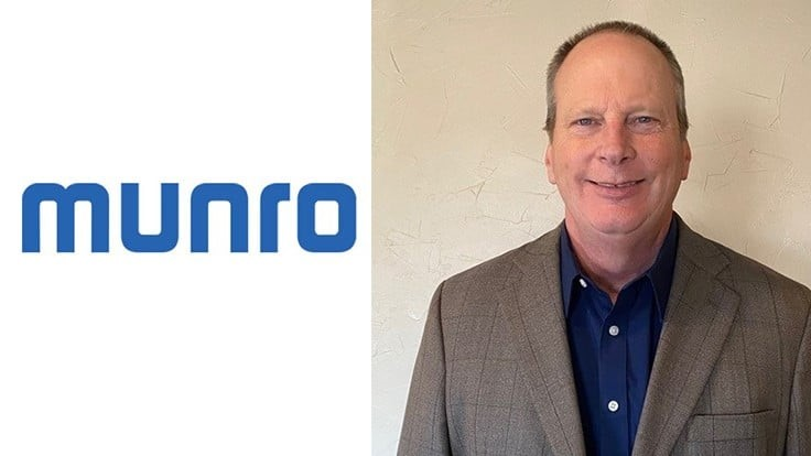 Munro names new central regional account manager