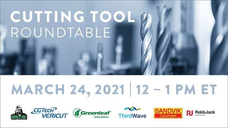Cutting Tool Roundtable