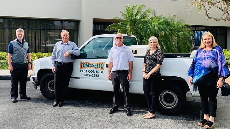 Arrow Exterminators Acquires Tomasello