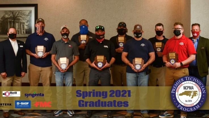 NCPMA Graduates First Class of Premier Technicians
