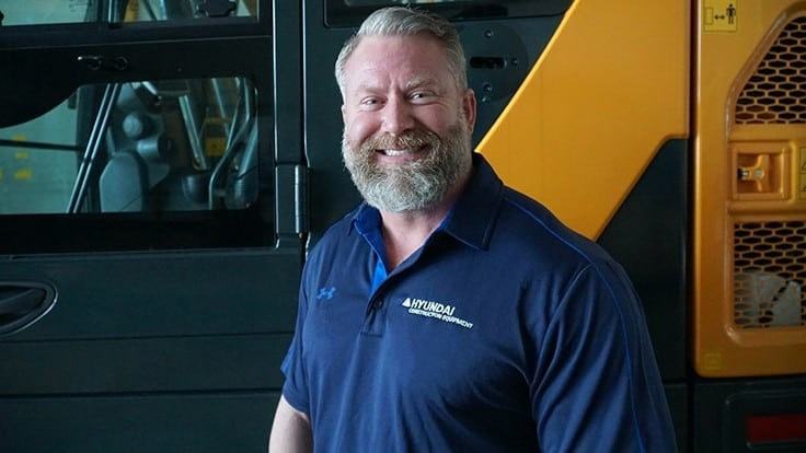 Hyundai Construction Equipment Americas adds western region sales manager
