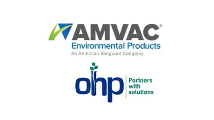 American Vanguard integrating OHP Inc. subsidiary into AMVAC Environmental Products family