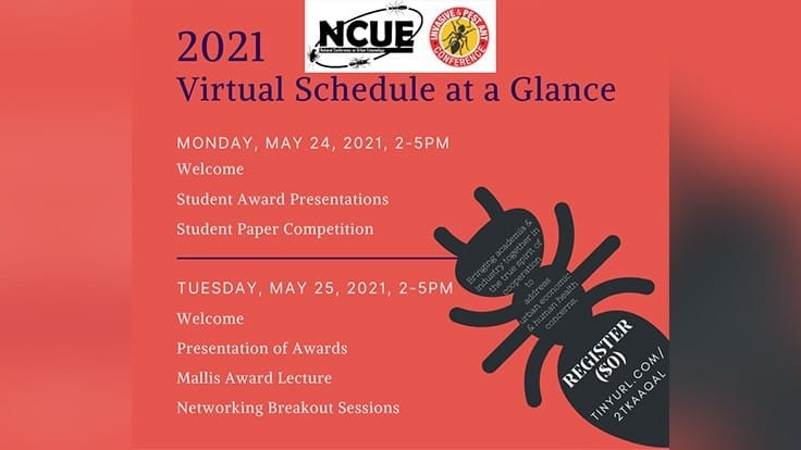 NCUE and IPAC to be Held Virtually May 24-25