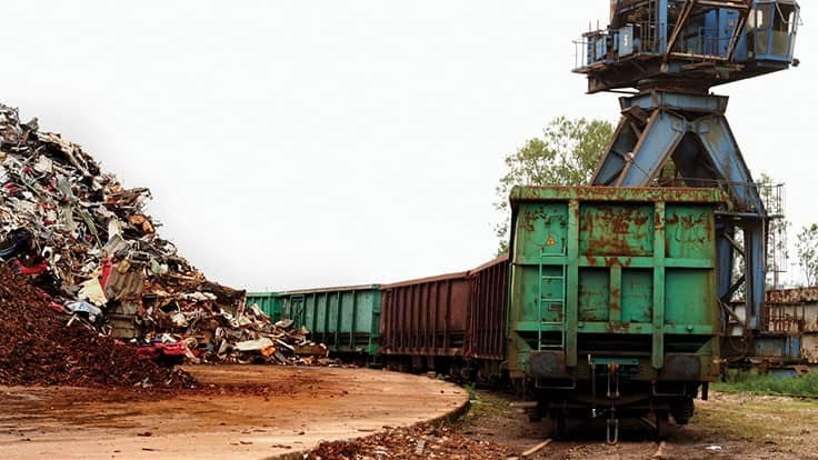 STB rules in favor of recyclers in rail dispute