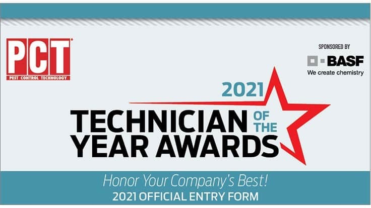 PCT Accepting 2021 Technician of the Year Nominations