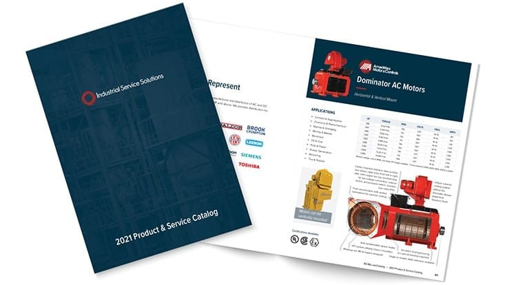 ISS releases updated product catalog