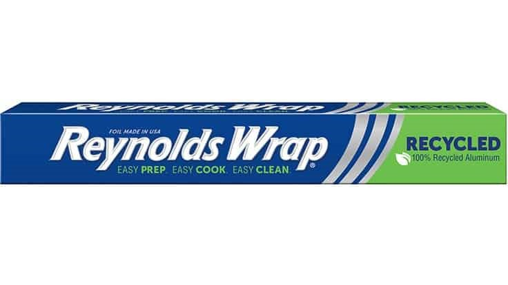 Reynolds offers recycled-content foil