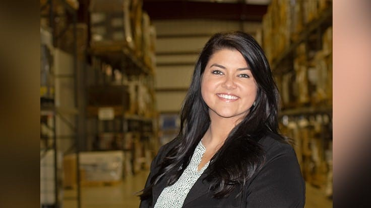 CSI Promotes Erskine to Technical Service Manager