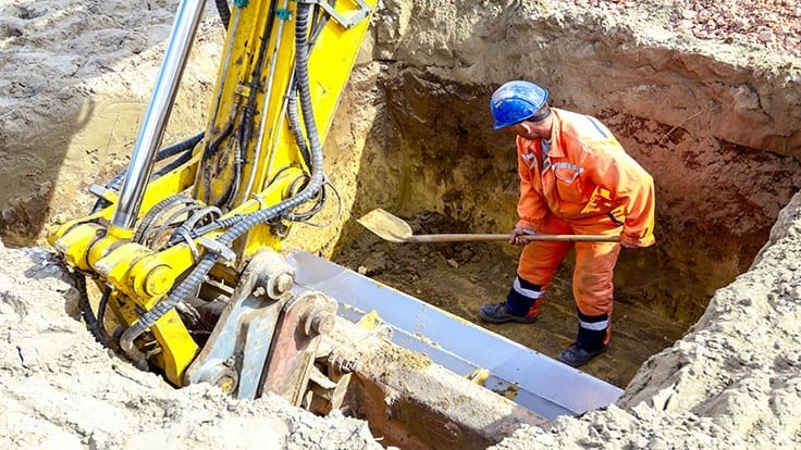 OSHA fines excavation company for trenching hazards