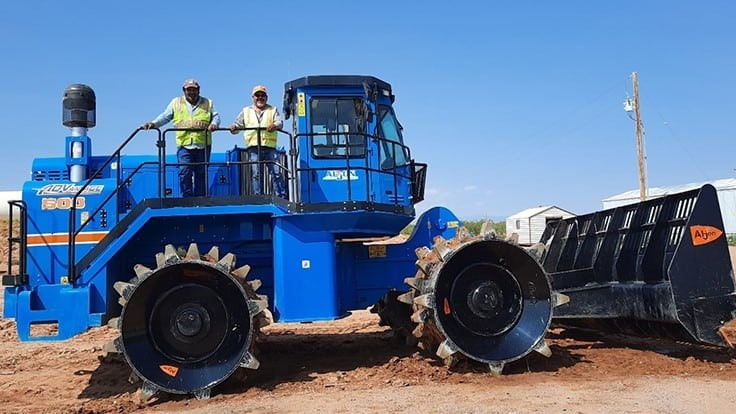 New Mexico landfill benefits from Aljon compactor investment