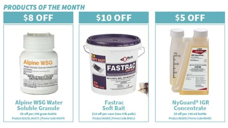 Veseris Announces May Products of the Month
